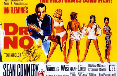 JAMES BOND CONTRE Dr NO.