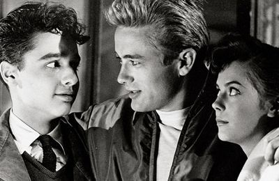 JAMES DEAN, SAL MINEO, NATHALIE WOOD OU LA MALEDICTION DE LA FUREUR DE VIVRE.