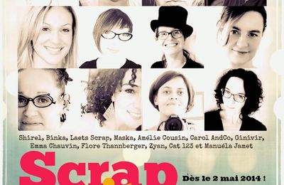 Scrap it easy_ l'atelier de Carol