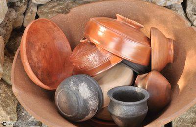 Reproductions de céramiques protohistoriques du Val-de-Marne
