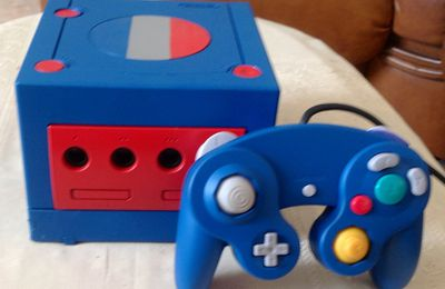 "Gamecube ""made in France"""