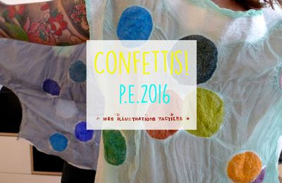 Collection Confettis, PE2016