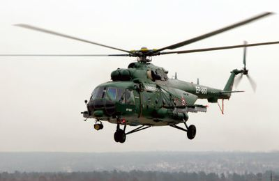 Peru receives first deliveries of latest Mi-171Sh helicopters