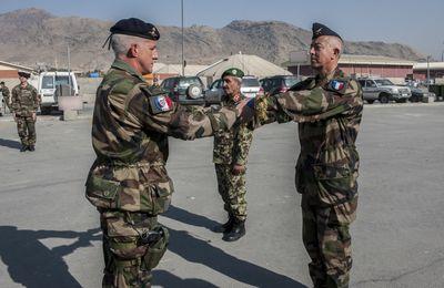 Afghanistan : dissolution du détachement Epidote