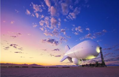 NORAD to launch drone-hunting blimp over Washington
