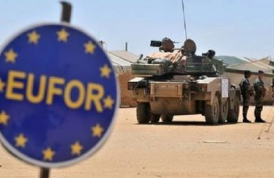 EU establishes mission to advise armed forces in the Central African Republic