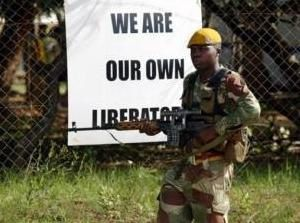 Budget constraints send Zimbabwe soldiers home