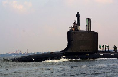 U.S. Navy plans to purchase 48 new ships, work to also start on new missile sub