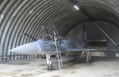 France Offers 18 Mirage 2000-5F Fighter to Colombia for $500 million