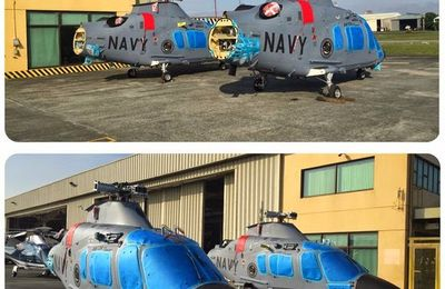 Armed AW-109s to be Commissioned During The Philippine Navy's 117th Anniversary