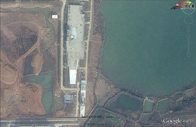 Naval Air: China Dredges Up New Aircraft Carriers