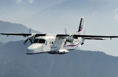 RUAG demonstrates Dornier 228NG in Oman