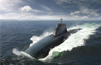 UK Submarine Industry to Benefit from GBP285M Investment in Successor Programme