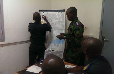 Côte d'Ivoire : DIO « MEDO »au profit d'officiers du « CPCO » ivoirien