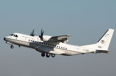 Philippines Air Force Takes Delivery of Its First C295