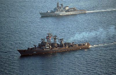 Italy Beefs Up Air, Naval Presence in Med