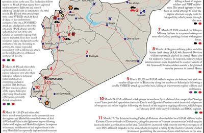 Syrie: Al-Qaïda aux portes d'Idleb, les combats font rage