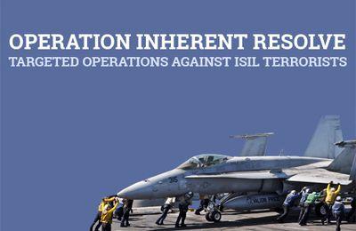 Les Etats-Unis entrent dans la bataille de Tikrit