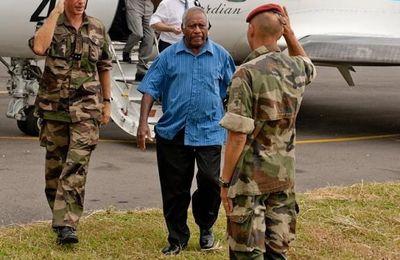 FANC : Visite du commandant supérieur des Forces Armées en Nouvelle-Calédonie au Vanuatu