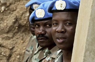 South African continental peacekeeping deployments extended for another year