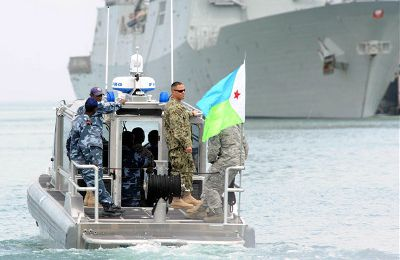 NATO and the Djibouti consolidate their cooperation