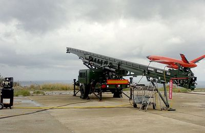 Robonic and Lockheed Martin team up on new-generation tactical drone launcher