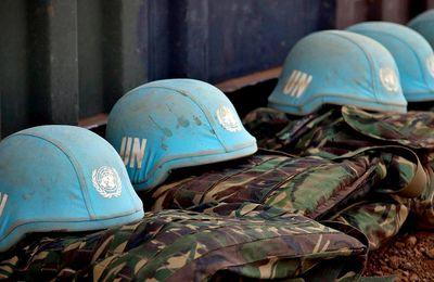 Un Casque bleu tué par des tirs à Bamako, un autre blessé