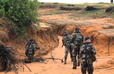 Corymbe : Deuxième escale ivoirienne pour l'aviso Cdt l'Herminier