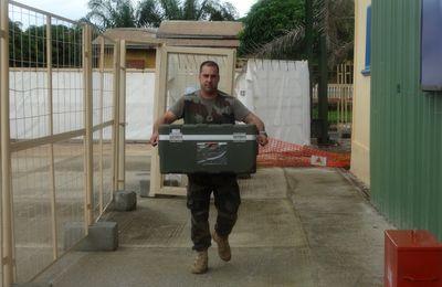 Ebola : baisse de la capacité opérationnelle du centre de traitement des soignants en vue de son désengagement