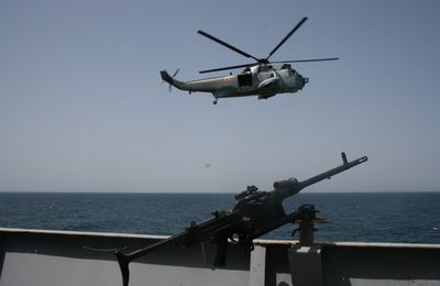 CTF 150 : Nouvelle rencontre à la mer entre les bâtiments de la CTF150 et de l'opération Atalante