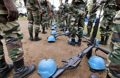 Peacekeeping: Curing The Cure That Failed