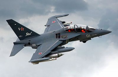 Bangladesh to receive Yak-130's from Russia