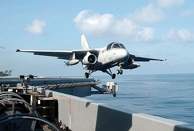 Naval Air: South Korea Seeks To Revive The S-3