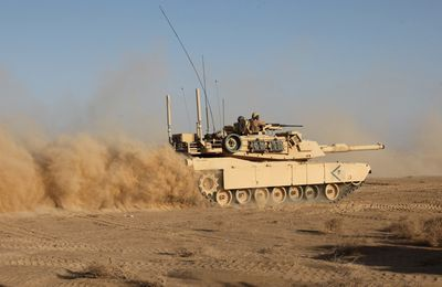 General Dynamics Awarded $358 Million for 150 M1A1 SA Abrams Tanks for Morocco