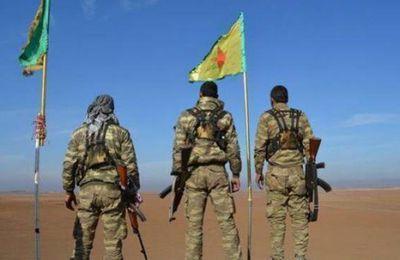 Les peshmergas reprennent des villages aux mains de l'EI