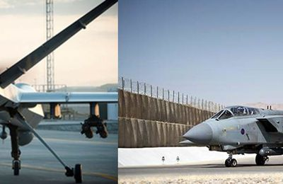 British forces have continued to conduct air operations to assist the Iraqi government in its fight against ISIL