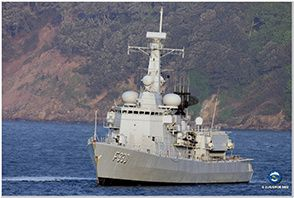 "The Belgian Frigate ""Leopold I"" joined EUNAVFOR MED"