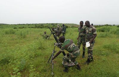 EFS- Formation au profit du bataillon sénégalais