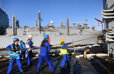 FANC : Déploiement de la frégate de surveillance Vendémiaire dans le Pacifique