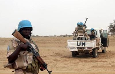 UN lifts security zone around Mali town