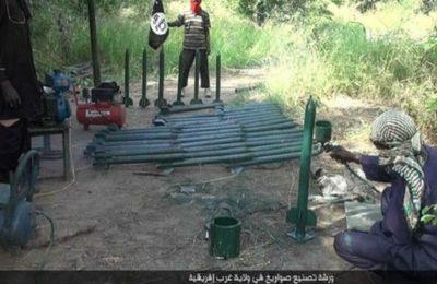Boko Haram : une usine de roquettes?