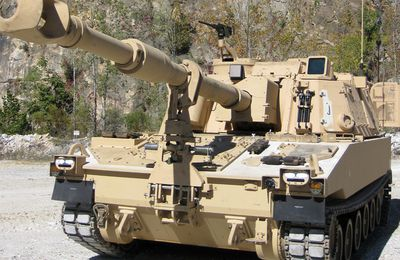 BAE Systems producing more Paladin self-propelled howitzers