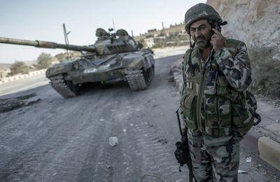 L'armée syrienne rouvre l'unique route vers les quartiers gouvernementaux d'Alep