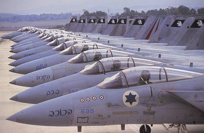 Israel requests extra squadron of F-15s