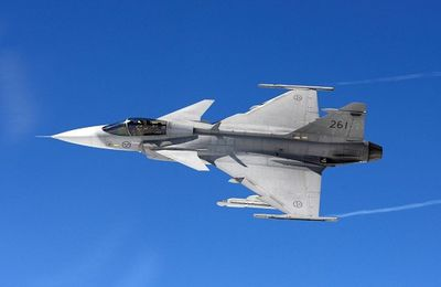 Saab Receives Order For Gripen Maintenance Support