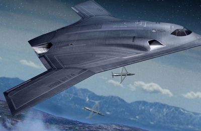USAF's New Bomber Faces Pentagon Budget Battle