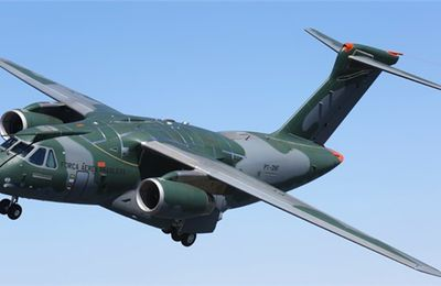 Embraer selects Rockwell Collins to provide KC-390 Cargo Handling and Aerial Delivery Control System