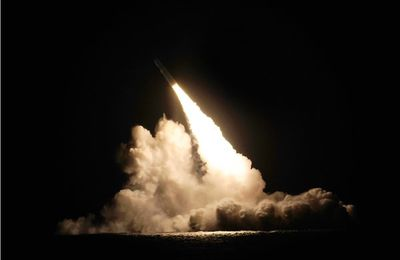 US Navy's Trident II D5 Missile Achieves New Test Flight Reliability Record