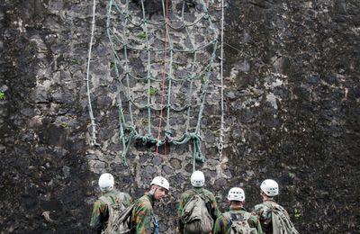 FAA : Formation au combat en forêt tropicale de Mariniers néerlandais