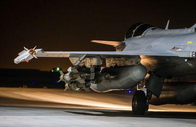 Chammal : nouveau raid contre Daech à Raqqah